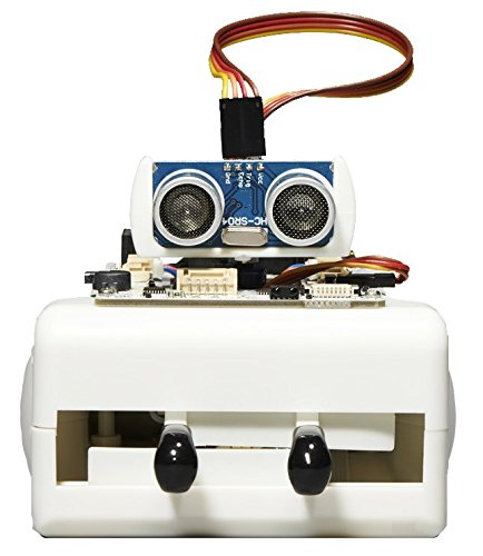 ArcBotics Sparki Robot – Programmable Arduino STEM Robot Kit for Kids – Complete Platform to Learn Robotics, Coding and Electronics