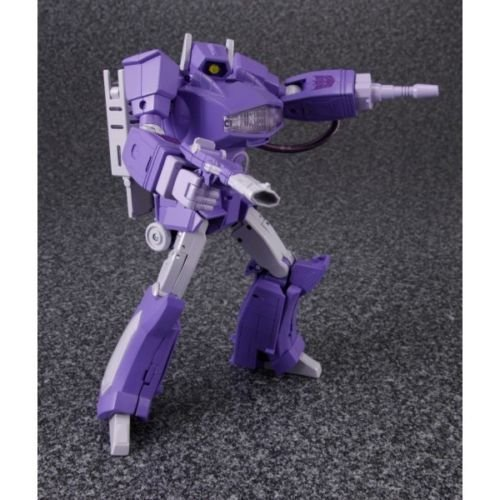 Transformers Masterpiece MP-29 Shockwave KO Version