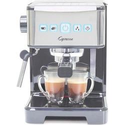 Capresso Ultima Pro Espresso & Cappuccino Machine Stainless Steel 124.01, Silver