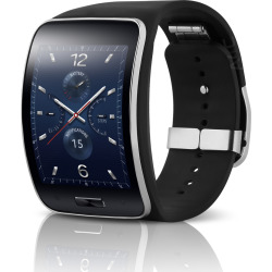 Samsung Gear S (Sprint) Smartwatch – Black (Refurbished)