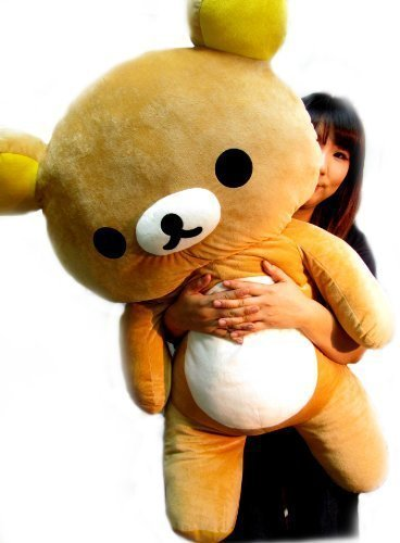Rilakkuma Plush Doll 41 (Jumbo) by San-X