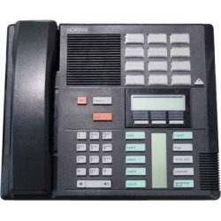 Nortel Meridian Norstar M7310 Business Series Phone (Refurbished), Bl
