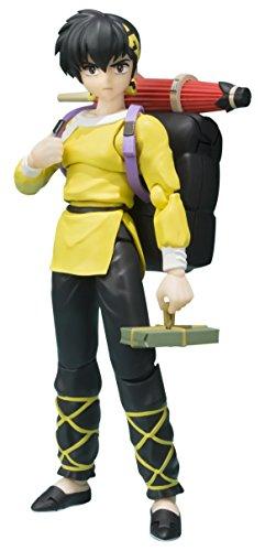 Bandai Tamashii Nations S.H.Figuarts Ryoga Hibiki Ranma Action Figure, 1/2″