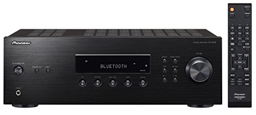Pioneer Bluetooth Audio Component Receiver Black (SX-10AE)