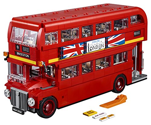 LEGO Creator Expert London Bus 10258 Building Kit (1686 Piece)