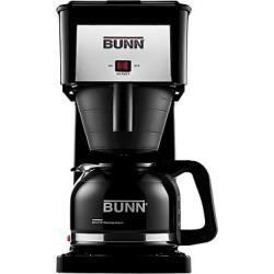 Bunn Velocity Brew 10 Cup Coffee Brewer – Black GR-B