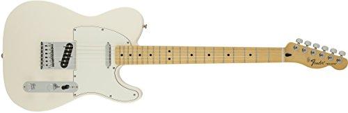 Fender Standard Telecaster Electric Guitar – Maple Fingerboard, Arctic White