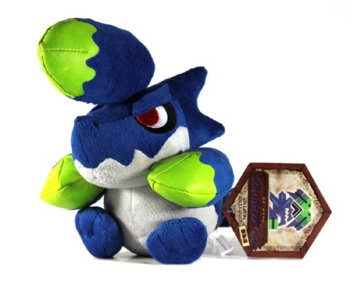 Capcom Monster Hunter Brachydios/Bracchidios 6″ Plush (Japanese Import)