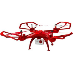 Swift Stream Z-10 Camera Drone, Red