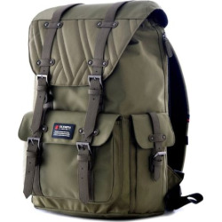 Olympia Hopkins Laptop Backpack, Green