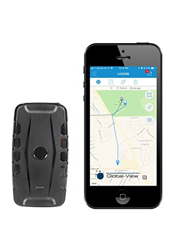 Hidden Magnetic GPS Vehicle Tracking Device with Software (Magnetic + 1 Month) – Car GPS Tracker – Amazing!