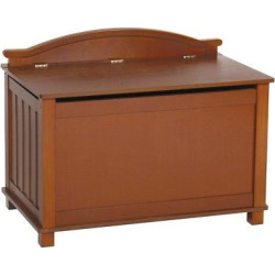 kids toy box walnut guidecraft - Allshopathome-Best Price Comparison Website,Compare Prices & Save