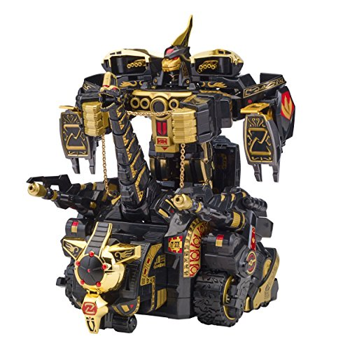 Power Rangers Legacy Edition Titanus Novelty, Black