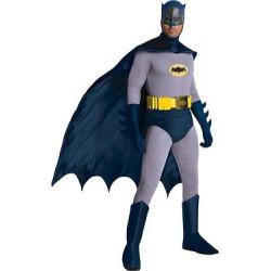 Batman Men's DC Comics Classic 1966 Series Grand Heritage Batman Costume