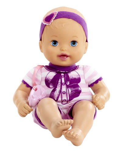 Little Mommy Baby So New Doll – Bowie Baby