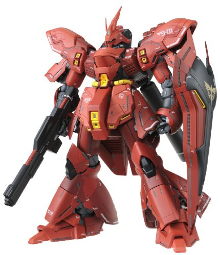 Bandai Hobby MG Sazabi Version Ka Model Kit (1/100 Scale)