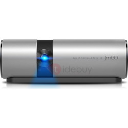 JMGO P2 Portable LED Projector 250 ANSI Lumens 15600mAh Android HD Projector WIFI Bluetooth Speaker