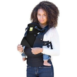 LILLEbaby Complete All Seasons Carrier – Black