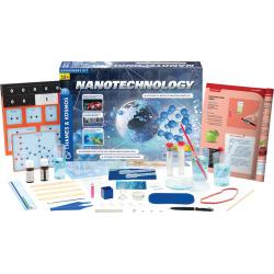 Thames & Kosmos Nanotechnology Experiment Kit, Multicolor