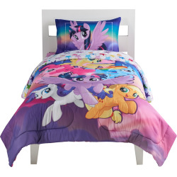 My Little Pony Star Bed Set by Hasbro, Multicolor