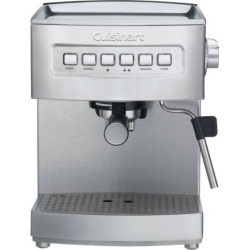 Cuisinart Programmable Espresso Maker, Multicolor