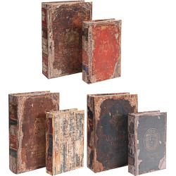 2 piece book box set multicolor - Allshopathome-Best Price Comparison Website,Compare Prices & Save