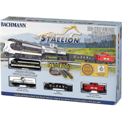 bachmann stallion n scale electric train set multicolor - Allshopathome-Best Price Comparison Website,Compare Prices & Save