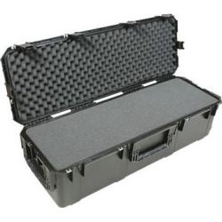 SKB iSeries 4213-12 Waterproof Case with Wheels and Laye 3I-4213-12BL