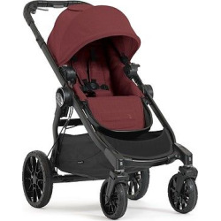 Baby Jogger City Select Lux Stroller – Port Red