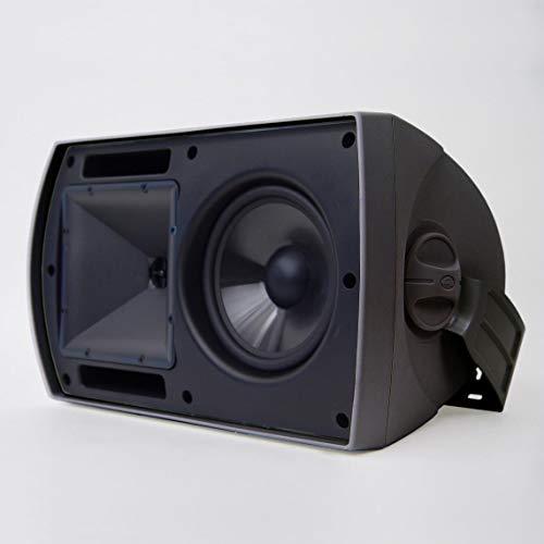 Klipsch AW-650 Indoor/Outdoor Speaker – Black (Pair)
