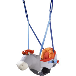 Haba Horse Baby Swing, Multicolor