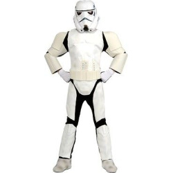 Star Wars Stormtrooper Kids' Special Edition Costume Small (4-6), Kids Unisex, Size: S(4-6), Variation Parent