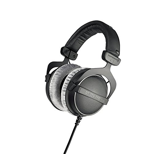 beyerdynamic DT 770 PRO 80 Ohm Studio Headphone