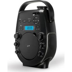 iLive Wireless Karaoke System & Projector, Multicolor