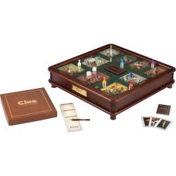 Clue Luxury Edition Board Game by Hasbro, Multicolor