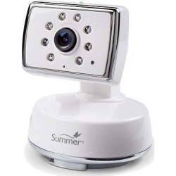Summer Infant Additional Camera for Dual View Baby Monitor, White