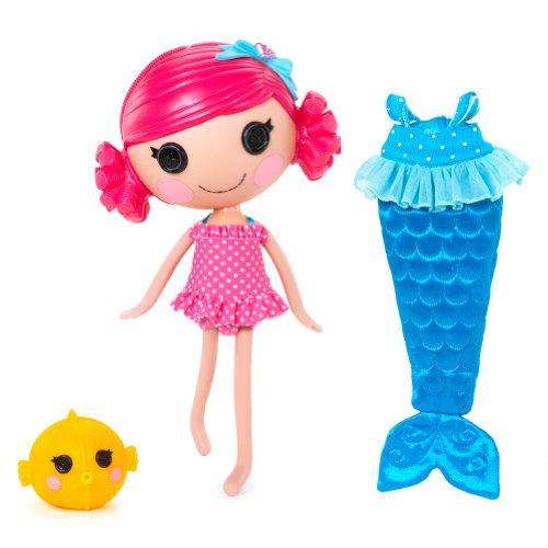 MGA Lalaloopsy Sew Magical Mermaid Doll – Coral Sea Shells
