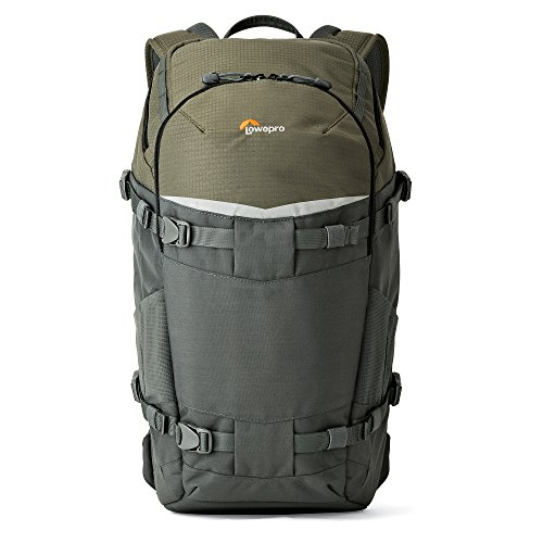 Lowepro Flipside Trek BP 350 AW. Large Outdoor Camera Backpack for DSLR and DJI Mavic Pro Drone w/Rain Cover and Tablet Pocket