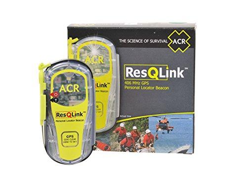 ACR 2880 ResQlink Non-Buoyant PLB – Programmed for US Registration