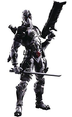 Square Enix Marvel Universe Variant Play Arts Kai: Deadpool (X-Force Version) Action Figure