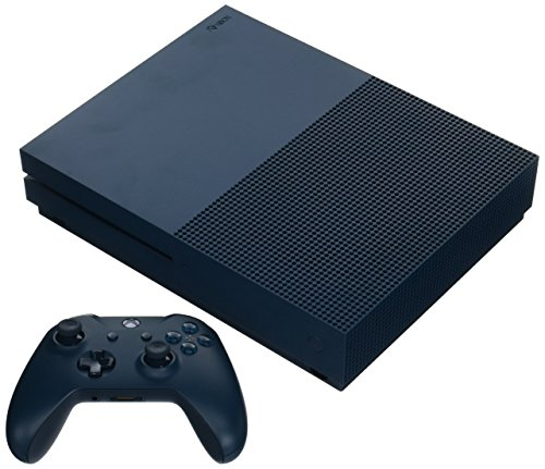 Microsoft Xbox One S 500GB Console – Special Blue Edition