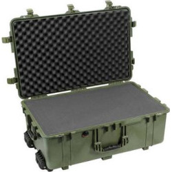 Pelican 1650 Case with Foam (Olive Drab Green) 1650-020-130