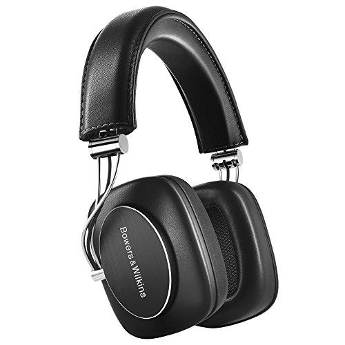 P7 Wireless Over Ear Headphones by Bowers & Wilkins, Black
