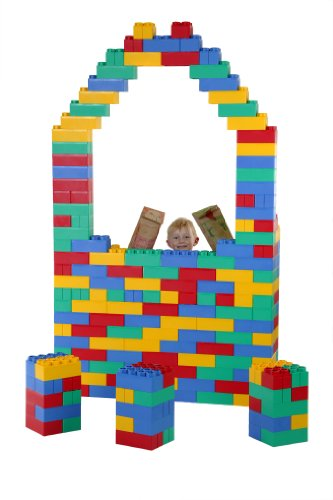 192pc Jumbo Blocks – Jumbo Set (Made in the USA)