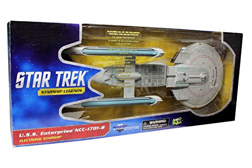 DIAMOND SELECT TOYS Star Trek Electronic Enterprise B Ship