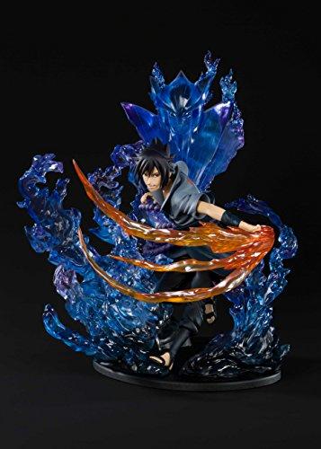 Bandai Tamashii Nations Figuartszero Sasuki Uchiha (Susanoo) Kizuna Relation Naruto Action Figure