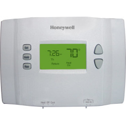 Honeywell 7-Day Programmable Thermostat, White