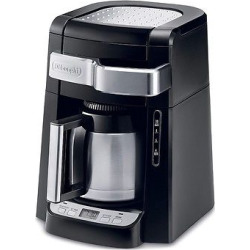 Delonghi 10 Cup Drip Coffee Maker – Black