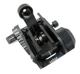 MaTech Mil-Spec Back-up Iron Sight (B.U.I.S)