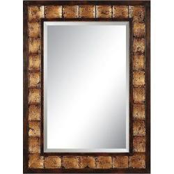 Rectangle Justus Decorative Wall Mirror Gold – Uttermost, Deep Gold